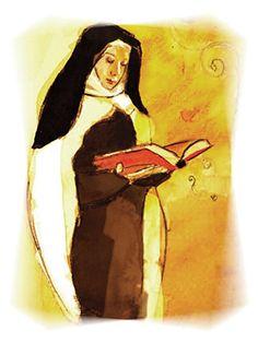 el blog del padre eduardo: Teresa de Jesús, una mujer libre y audaz