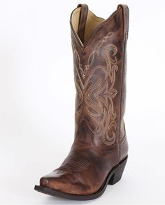 Smoky Mountain® Ladies' Madison Brown Boots