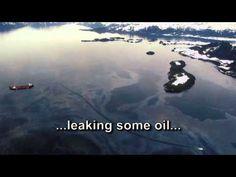 ▶ The Sound of Silence - Exxon Valdez Oil Spill - YouTube