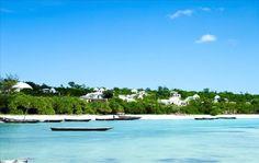 Kilindi, Zanzibar - Honeymoon