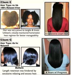 Video Share – Reniece's Real Black Hair Showcase – Natural, Relaxed, 4a, 4b, 4c, No Weave