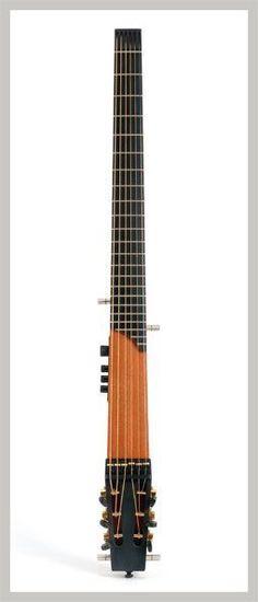 ABOUT FRAME WORKS GUITARS - frameworks-guitars.com #TravelGuitar