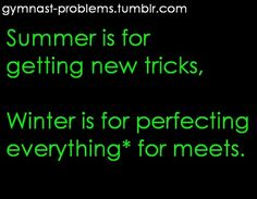 its a gymnastics thing | ANOTHER REASON TO LOVE SUMMER | Its a Gymnastics Thing