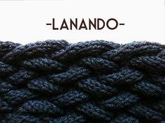 Intrecci lanando...seguici alla pagina facebook LANANDO