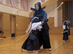 Kendogi & Hakama Set and Bougu Set Japanese Fence, Samurai Warrior, Kendo, Aikido, Roman Empire, Karate, Martial Arts, Sword, Uber