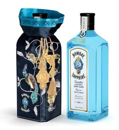 Bombay Sapphire Limited Edition Keepsake Bag launched to celebrate a spirited Christmas