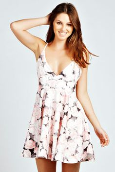 Melissa Rose Strappy Skater Dress i just bought this and i can't stop looking at it