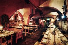 Aifur Viking Tavern in Stockholm - Inspiration for The Hammer Bar  Grill featured in my valkyrie series