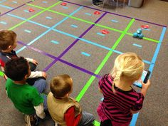 Kindergarten: Dash & Dot Rule My Classroom-- My Experience With DonorsChoose & Two Adorable Robots
