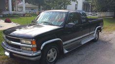 1996 Chevrolet Silverado 1500 - Moweaqua, IL    #5050636011 Oncedriven