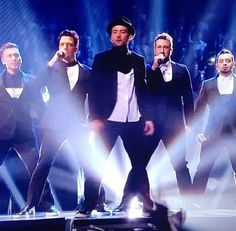 OK! Magazine | NSYNC Reunion and Performance at 2013 MTV Video Music Awards – Video
