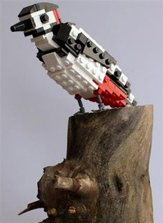 Help Bring These LEGO Birds to Life Chris u will like this..one bird to another ha,ha