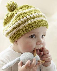 crochet beannie