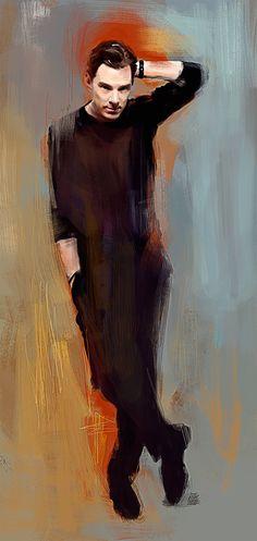 B.Cumberbatch by Namecchan