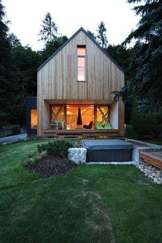 Nowoczesny modny dom z dachem dwuspadowym? To możliwe! EP. 2 | Architekt o Architekturze