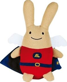Trousselier Super Angel Bunny `One size Composition: 100% polar fleece, polyester padding, wings in felt Color: red, blue and beige From birth Dimensions: H. 26 cm Super soft and loveable Mouth and eyes embroidered Plush toy with cute white http://www.comparestoreprices.co.uk/january-2017-7/trousselier-super-angel-bunny-one-size.asp