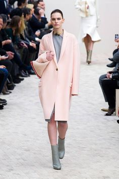 Pastel Pink Fall 2013 Trend