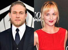 Dakota Johnson y Charlie Hunnan incomodan a los fans de 'Cincuenta sombras de Grey'
