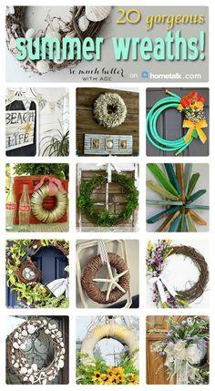 summer-wreaths-hometalk.jpg 600×1,093 pixels