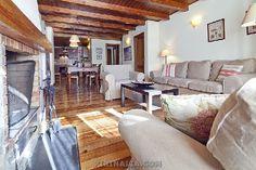 Precioso apartamento en Pleta de Anheu para 8 personas. www.pirinalia.com