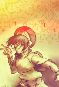 Toph- earth - avatar-the-last-airbender Photo