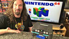 FOUND: Ultra-Rare Nintendo Prototype N64 Add-On (US Version of 64DD) #gaming #games #gamer #videogames #videogame #anime #video #Funny #xbox #nintendo #TVGM #surprise