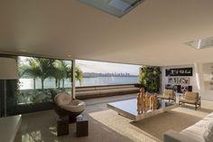Casa Urca by Studio Arthur Casas. Amazing Penthouse in Rio De Janeiro