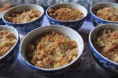 La cuoca cialtrona: Crumble del gatto che tossisce