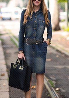 long-sleeve-lapel-bodycon-denim-dress-mfqne7978-maxfancy-com-400-500x715.jpg 500×715 pixels