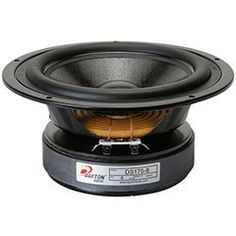 """Dayton Audio DS175-8 6-1/2"""" Designer Series Woofer Speaker by Dayton. $35.60. Save 24% Off!"""