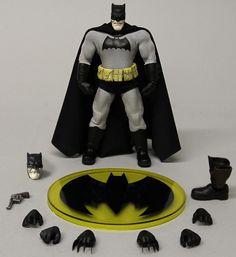 Batman The Dark Knight Batman 1:12 Scale Action Figure $65