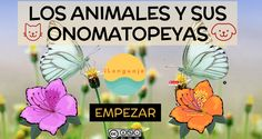 Hoy traemos una actividad dirigida principalmente a alumnos de Educación Infantil y Educación Especial. Con ella queremos trabajar los animales y sus onomatopeyas. Para ello, presentamos una serie de animales a través de una imagen. … Character, Interactive Activities, Unique Animals, Writing Words, Special Education, Lettering