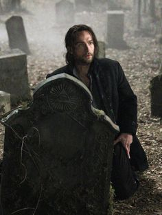The 10 Most-Anticipated New Dramas |   5. Sleepy Hollow (Fox)  Ichabod Crane (Tom Mison) partners with Sleepy Hollow's sheriff (Nicole Beharie) to solve the mysteries of a town ravaged by the battle between good and evil. Fringe's Alex Kurtzman and Roberto Orci will write and executive-produce. Orlando Jones and Katia Winter will also star. John Cho will guest-star.