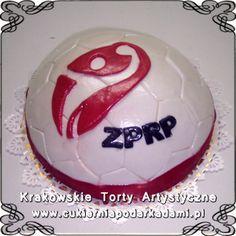025. Tort piłka dla Związku Piłki Ręcznej w Polsce. Ball cake for ZPRP.