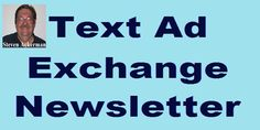 Keep Up-To-Date on all the latest news in the Text Ad Exchange Industry