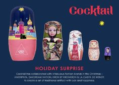 """""""Cocktail"""" holiday surprise"""
