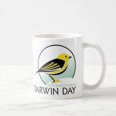 International Darwin Day Coffee Mug - tap to personalize and get yours