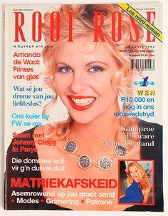 rooi rose Jun 1993