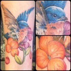 image of bluebird tattoos | deviantART: