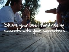 Best Practice in Action: How your fundraisers can effectively ask for donations #fundraising