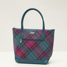 Kia Large Tweed Tote Bags From Ness Clothing