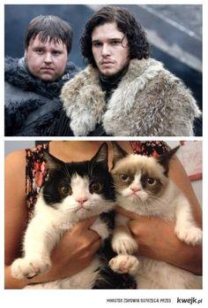 Hahahaha!!!! Tard is Jon Snow!! Game of Thrones
