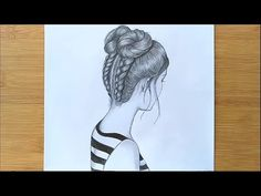 How To Draw French Braids Gallery how to draw a girl with french braids for beginners How To Draw French Braids. Here is How To Draw French Braids Gallery for you. How To Draw French Braids how to draw a fishtail braid. How To Draw Fren. Hair Drawing Tutorial, Drawing Hair, Drawing Drawing, Drawing Ideas, Braid Drawing, Sketch Ideas, Drawing Skills, Drawing Tips, How To Draw Braids