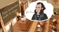 L'histoire de l'école expliquée aux enfants