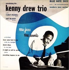 Blue Note Records Album Cover Art
