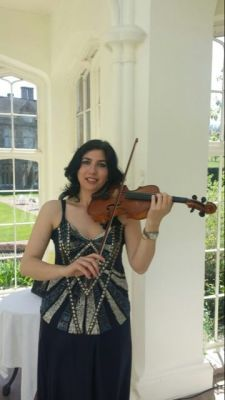Tamilla Thomas - The Violin Expert,Music in Bristol and Somerset