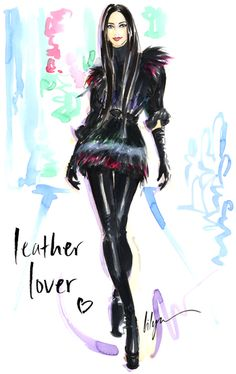 Birdee And The Beat — Interview with Fashion Illustrator Jennifer Lilya
