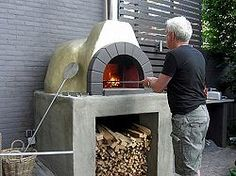 Pizza Oven Wood - Apple, Cherry, Maple, Red Oak...