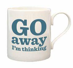 A mug for the INTJ