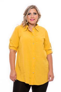 Lenge, pamut ing amit divatos színekben és mintákkal készítettünk el nektek.Pamut lágy anyagalazán követi a test vonalát. A szabásvonalakat tűzések emelik ki. Arany gombokkat díszítettük az eleje és ujja záródásokat. Kis gallérral, állítható 3/4-es ujja hosszal. Topp fölé viselve, kigombolva is nagyon jól mutat! Button Down Shirt, Men Casual, Buttons, Mens Tops, Shirts, Women, Fashion, Moda, Dress Shirt